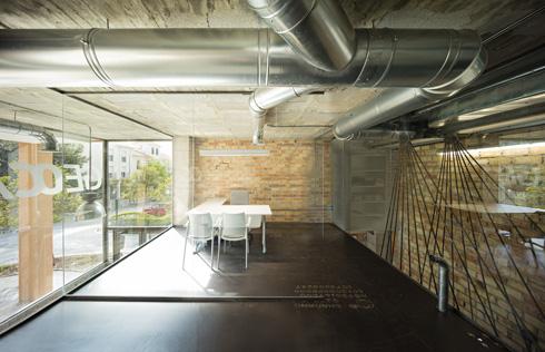 Arias recalde taller de arquitectura for Programa de diseno de oficinas