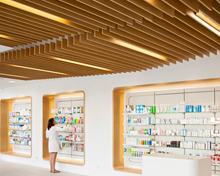EL PUENTE PHARMACY SHORTLISTED. ARCHDAILY BUILDING OF THE YEAR 2016